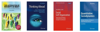 Books published by Prof. Dirk Helbing